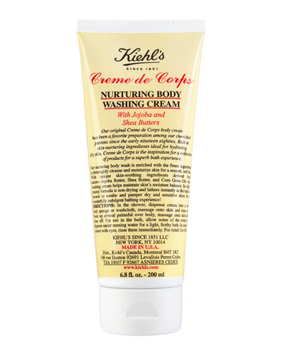 Creme de Corps Nurturing Body Washing Cream, 6.8 fl. oz.