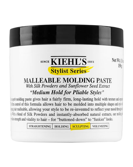 Kiehl's Since 1851 Malleable Molding Paste, 5.3 oz.