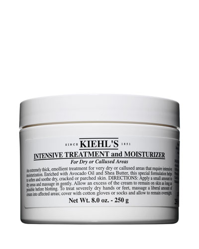 Intensive Treatment and Moisturizer, 8.0 oz.