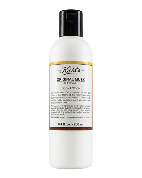 Kiehl's Since 1851 Original Musk Body Lotion, 8.4