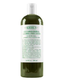 Cucumber Herbal Alcohol-Free Toner, 16.9 fl. oz.