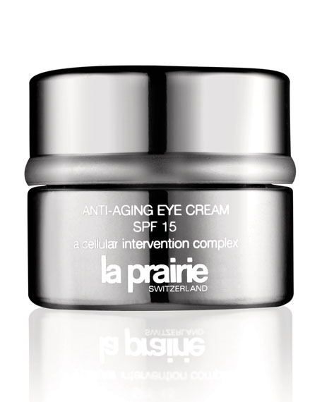 Anti-Aging Eye Cream Sunscreen SPF 15, 0.5 oz.