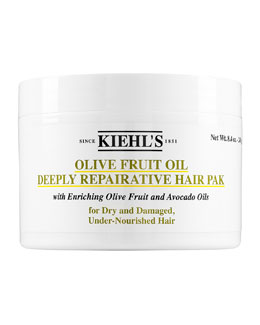 Kiehl's Since 1851 Olive Fruit Oil Deeply Reparative Hair Pak