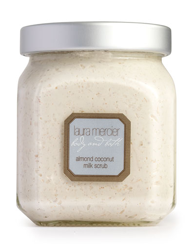 Almond Coconut Milk Scrub