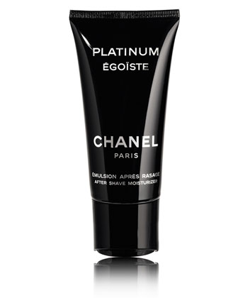 PLATINUM ÉGOÏSTE After Shave Moisturizer