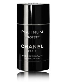 CHANEL <b>PLATINUM ÉGOÏSTE</b><br>Deodorant Stick 2 oz.