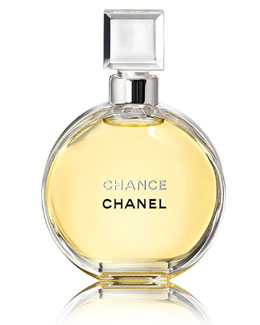 CHANEL CHANCE<br>Parfum Bottle
