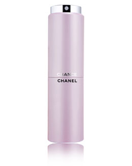 CHANEL CHANCE<br>Eau de Toilette Twist And Spray 3 X 0.7 oz.
