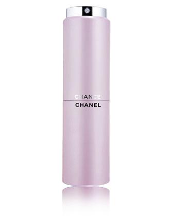 CHANCE Eau de Toilette Twist And Spray 3 X 0.7 oz.