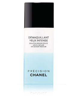 CHANEL <b>DÉMAQUILLANT YEUX INTENSE</b><br>Gentle Bi-Phase Eye Makeup Remover 3.4 oz.