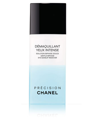 CHANEL DÉMAQUILLANT YEUX INTENSE GENTLE BIPHASE EYE MAKEUP REMOVER 3.4 oz.
