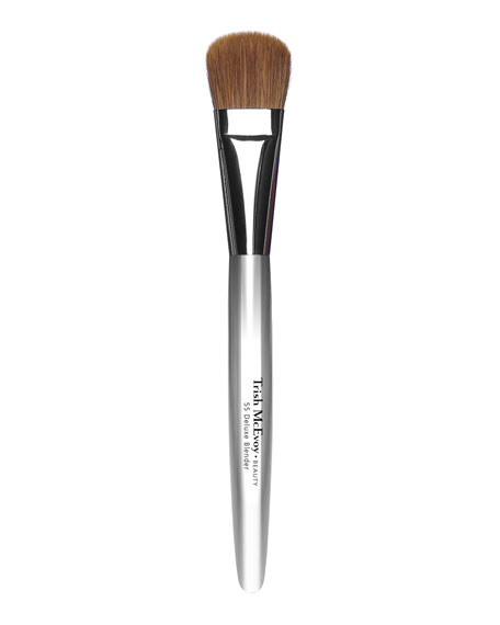 Trish McEvoy Brush # 55 Deluxe Blender Brush