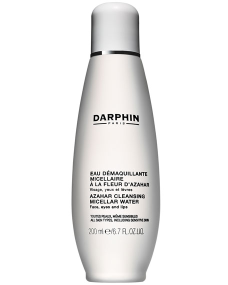 Darphin Azahar Cleansing Micellar Water, 200 mL