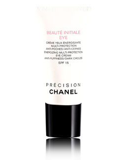 CHANEL BEAUTÉ INITIALE EYE<br>Energizing Multi-Protection Eye Cream Anti-Puffiness /Dark Circles
