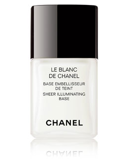 CHANEL <b>LE BLANC</b><br>Sheer Illuminating Base 1 oz.