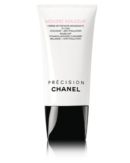 CHANEL MOUSSE DOUCEUR RINSE-OFF FOAMING MOUSSE CLEANSER BALANCE + ANTI-POLLUTION