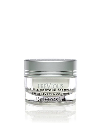 PreVious Lips & Contour Formula, 15 mL