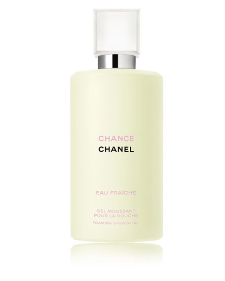 CHANEL CHANCE EAU FRAÎCHE Foaming Shower Gel 6.8