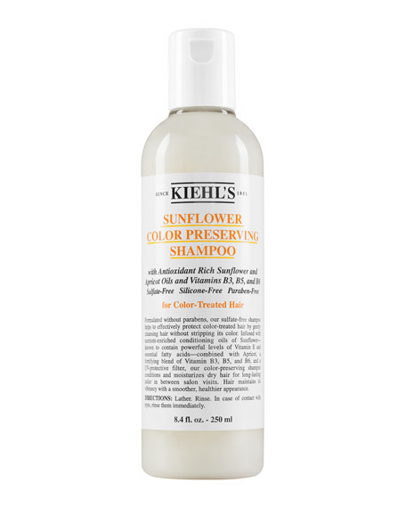 Kiehl's Since 1851 Sunflower Color-Preserving Shampoo, 8.4 oz.