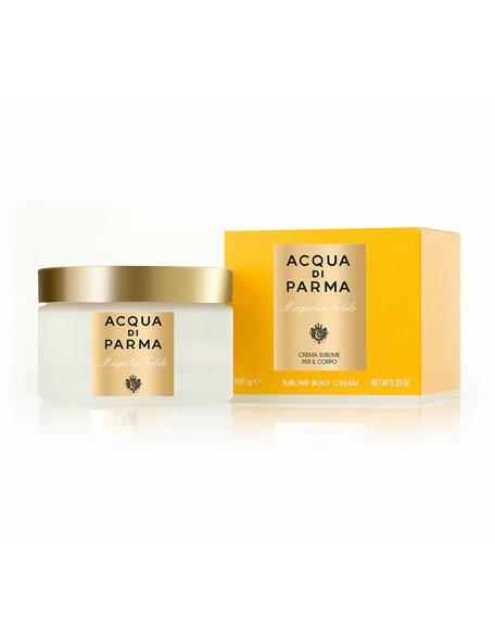Magnolia Nobile Body Cream, 5.3 oz./ 150 mL