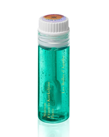 Cold Mint Scented Bubbles, 1.5 oz./