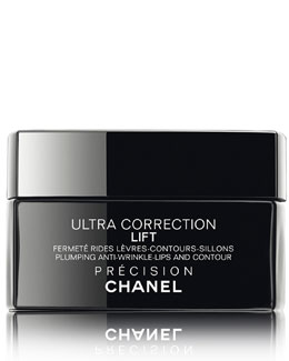 CHANEL ULTRA CORRECTION LIFT<br>Plumping Anti-Wrinkle Lips And Contour 0.5 oz.