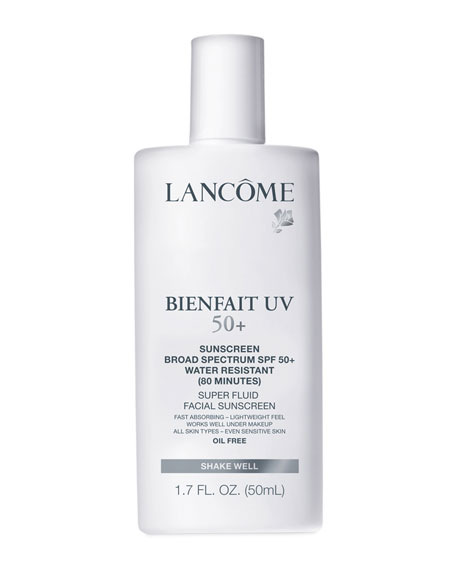 Lancome Bienfait UV SPF 50+ Super Fluid Facial