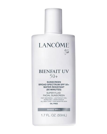 Lancome Bienfait UV SPF 50+ Super Fluid Facial