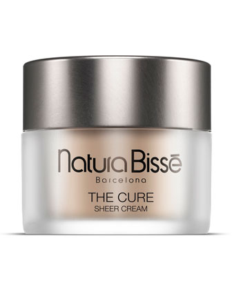 natura bisse the cure sheer cream 1 7 oz