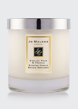 English Pear & Freesia Home Candle, 7 oz.