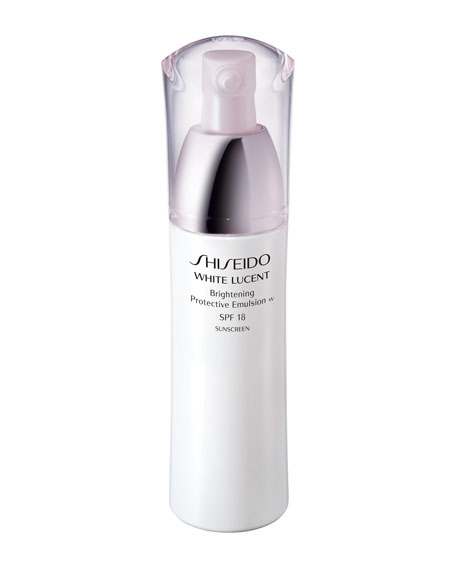 Shiseido White Lucent Brightening Protective Emulsion SPF 18,