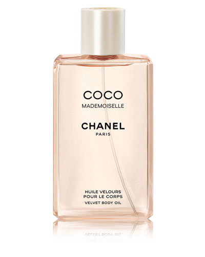 <b>COCO MADEMOISELLE</b><br>Velvet Body Oil Spray 6.8 oz.