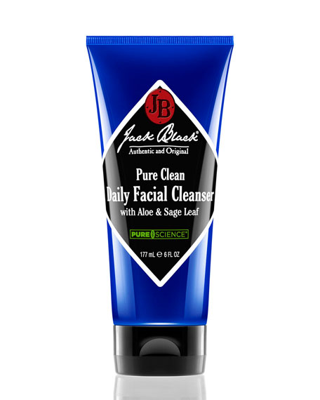 Pure Clean Daily Facial Cleanser, 6 oz.