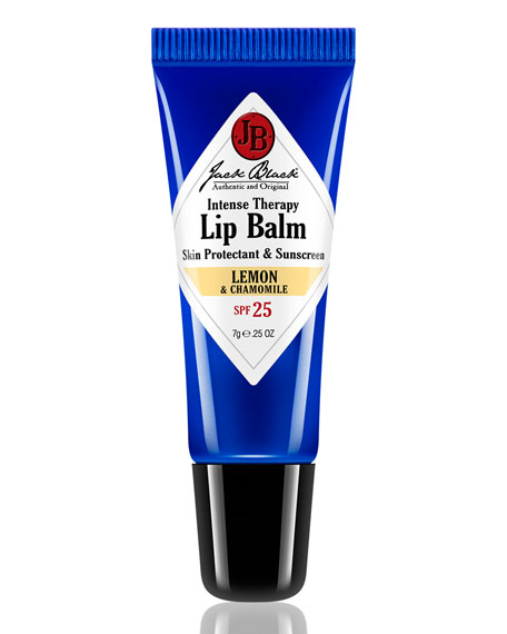 Black Diamond Formula Intense Therapy Lip Balm SPF 25, 0.25 oz.