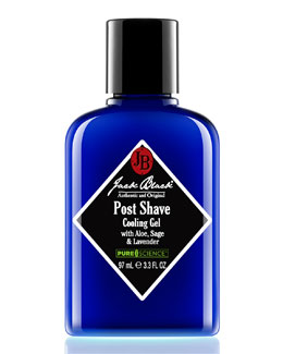 Post-Shave Cooling Gel