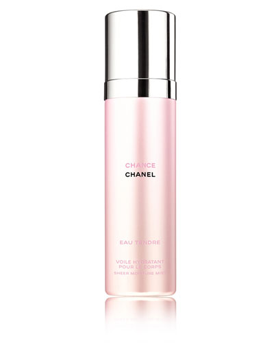 <b>CHANCE EAU TENDRE</b><br>Sheer Moisture Mist 3.4 oz.