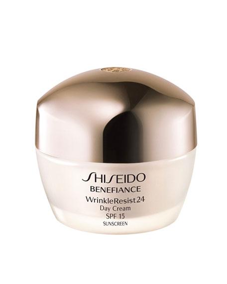 Benefiance WrinkleResist24 Day Cream, 50 mL