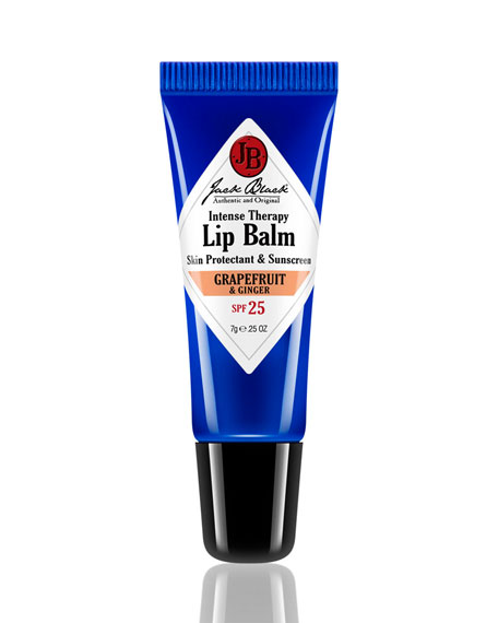 Grapefruit and Ginger Intense Therapy Lip Balm, 0.25 oz