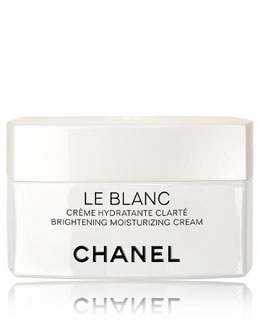 CHANEL LE BLANC<br>Brightening Moisturizing Cream 1.7 oz.