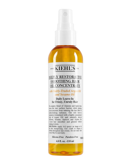 Deeply Restorative Smoothing Hair Oil Concentrate, 4.0 fl. oz.
