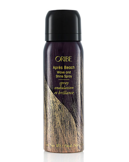 Apres Beach Wave and Shine Spray, Purse Size 2.1 oz./ 75 mL
