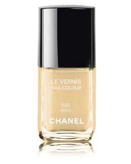 CHANEL LE VERNIS BEIGE Nail Color