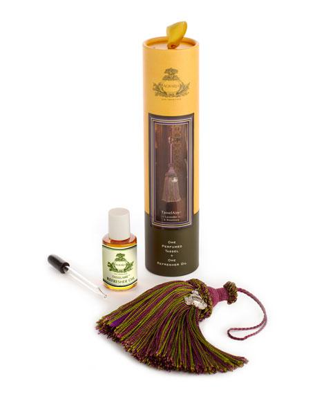 Lavender & Rosemary TasselAire + Refresher Oil