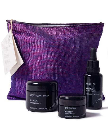 Spa Set with Pouch