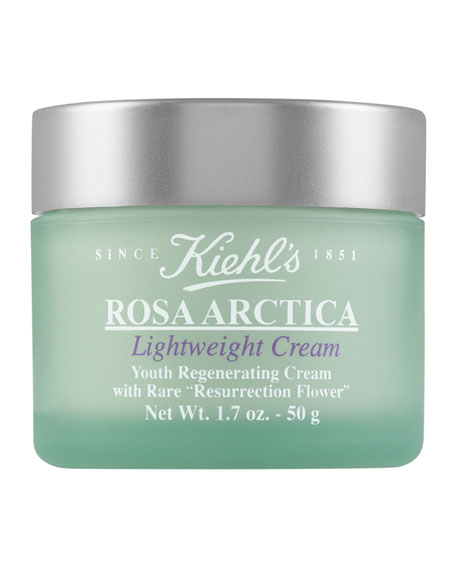 Kiehl's Since 1851 Rosa Arctica Lightweight Cream, 1.7