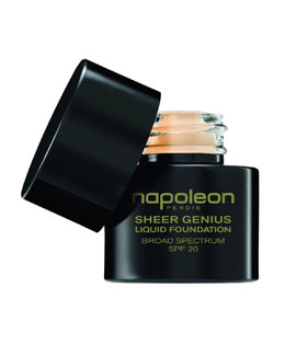 Napoleon Perdis Sheer Genius Liquid Foundation Broad Spectrum SPF 20