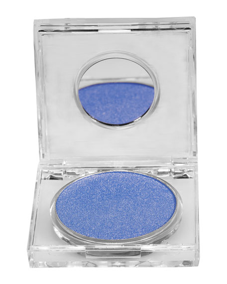 Color Disc Eye Shadow, Cobalt Shimmer