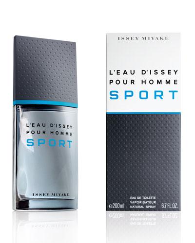 L'Eau d'Issey Pour Homme Sport   6.7 oz./ 198 mL