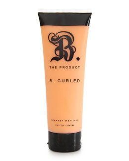 B. The Product B. Curled with Argan Oil, 8oz