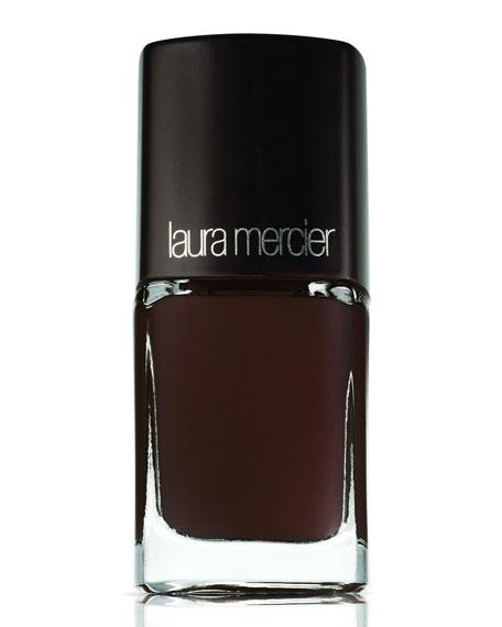 Laura Lacquer Nail Polish: Laura Mercier Limited Edition Nail Lacquer, Bare Espresso